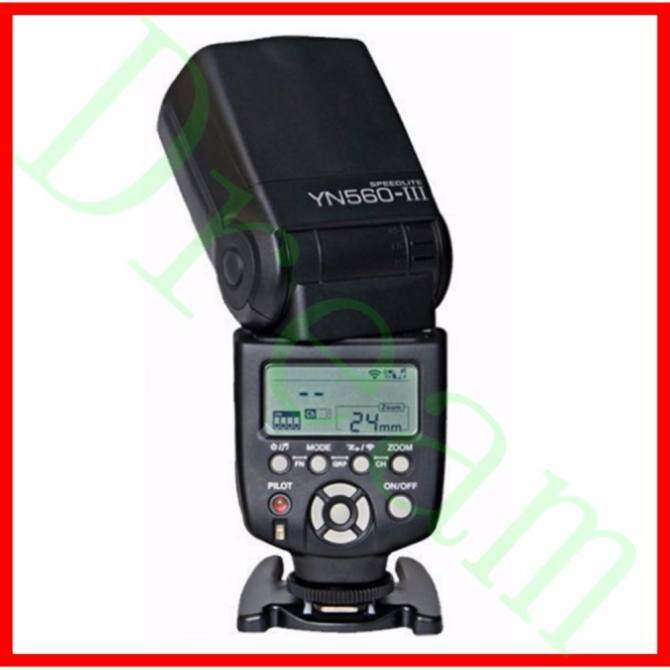 Dream Yongnuo Professional Flash Speedlight Flashlight Yongnuo YN 560 III for DSLR Camera - intl