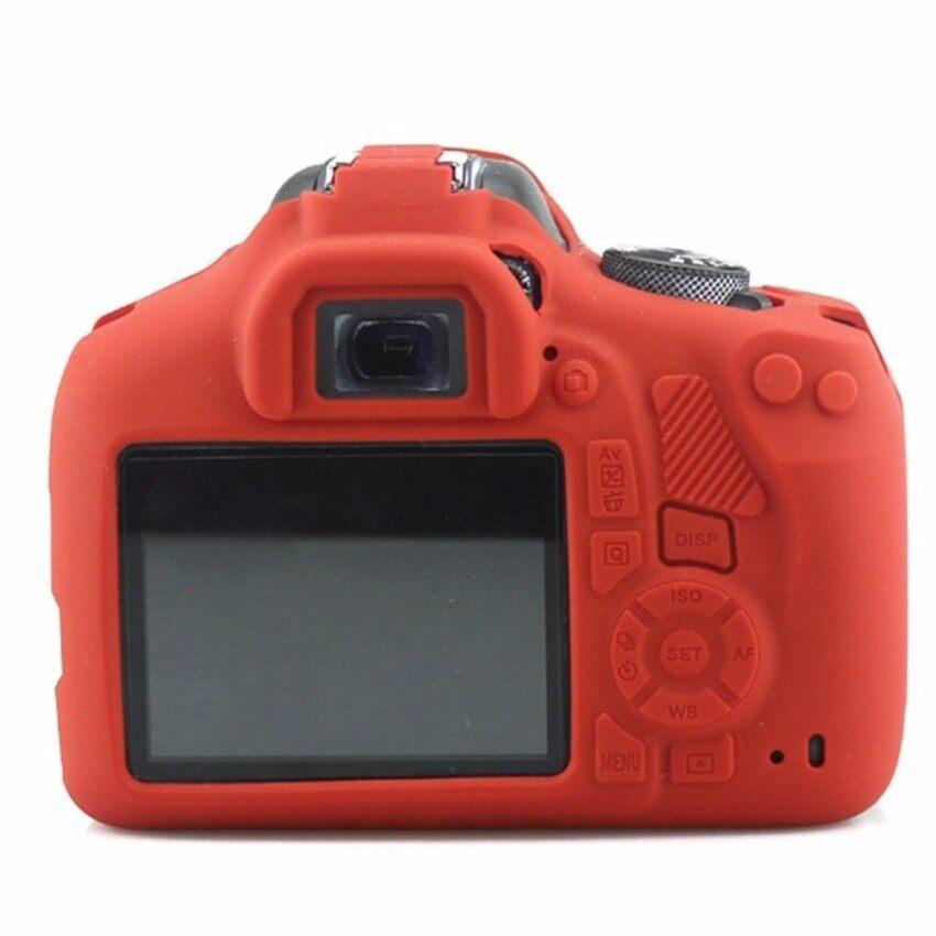 Kamera Digital DSLR Silikon Lembut YANG BAGUS Tas Kasus Karet Lensbag untuk Canon 1300D Lembut-Internasional