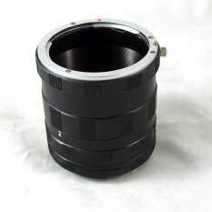 Dslrkit Tabung Ekstensi Makro Ring untuk Canon EOS EF DSLR dan SLR