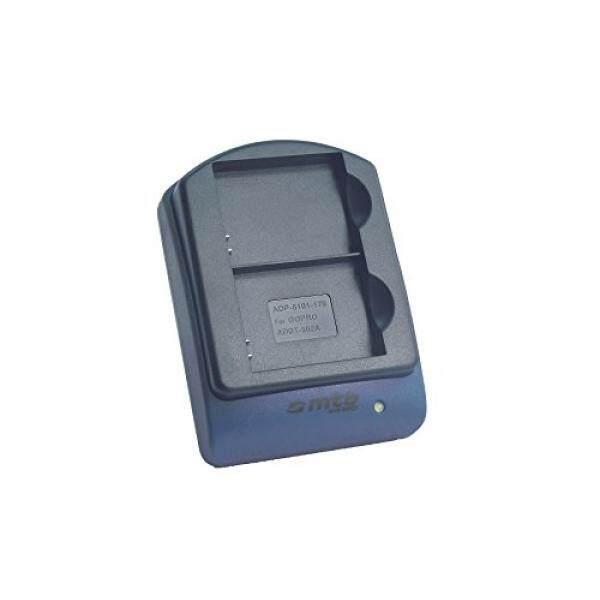 Dual Ladeger? T (Ohne Kabel/Adaptor) AHDBT-301/-302 F? R GoPro Hero3 & Hero3 + Hitam Putih Perak Edition-Intl