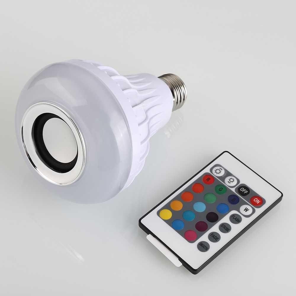 ... Sensor Remote Controller for 3528 5050 RGBLED Strip Light . Source · E26 LED RGB Bluetooth Pembicara Bohlam Lampu Lampu Musik Bermain + 24 Kunci IR ...