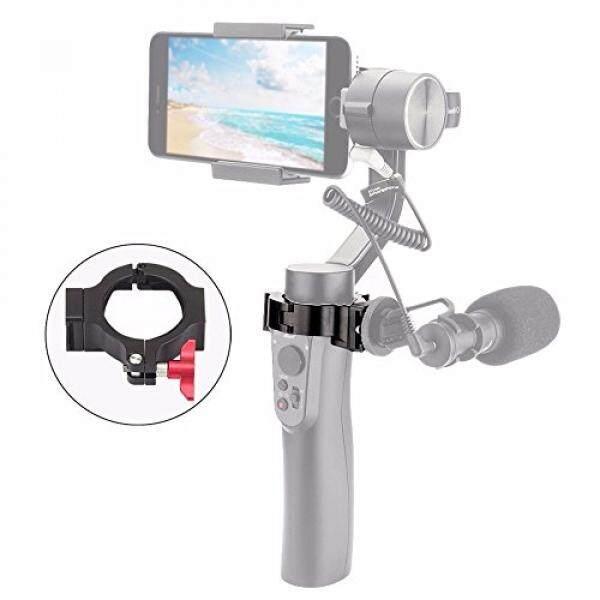 Eachshot Q-RING Panas Sepatu Adaptor untuk Zhiyun Halus Q Diterapkan Ke Mikrofon Rode LED Lampu Video Pembuat Film Vlog (Ring) -Intl