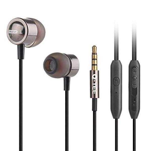 ... Earphone Q YEE In Ear Earbud Heaphones dengan Mikrofon Stereo Bass dengan 3 5