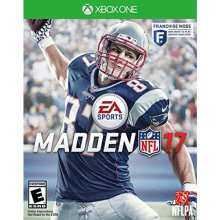 Electronic Arts Madden NFL 17 Standard Edition Xbox One