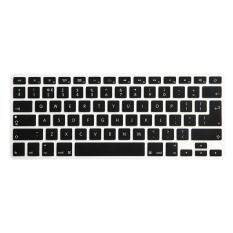 ENKAY Keyboard Protector Cover for Macbook Pro 13.3 inch and Air 13.3 inch and Pro 15.4 inch, US Version and EU Version, English Malaysia