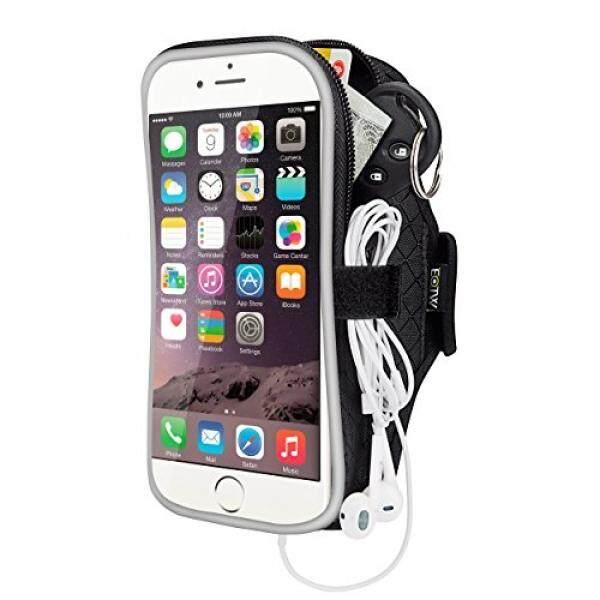 Eotw Ikat Lengan Olahraga Latihan Kebugaran Menjalankan Ponsel Penutup Ikat Lengan Penyangga untuk iPhone 6 6