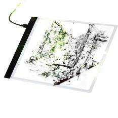 Epoch A4 LED Light Box Tracing Board Copy Pads Panel Drawing Tblet Art Stencil Malaysia