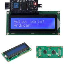 Epoch IIC I2C TWI 1602 16 Pins Interface Backlight LCD Dispay Module Board For Arduino Malaysia