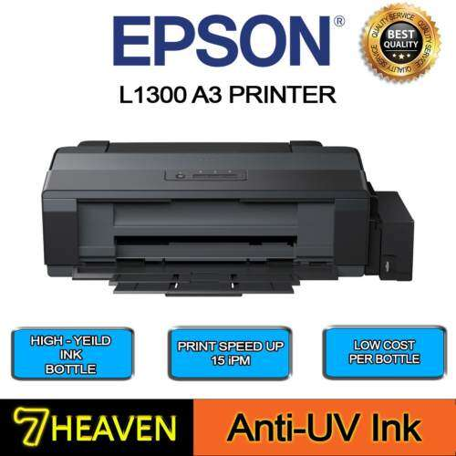 Epson L1300 Specification