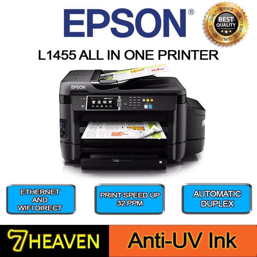 Promosi! 2x Epson Original Refill Ink T664 Black for L110