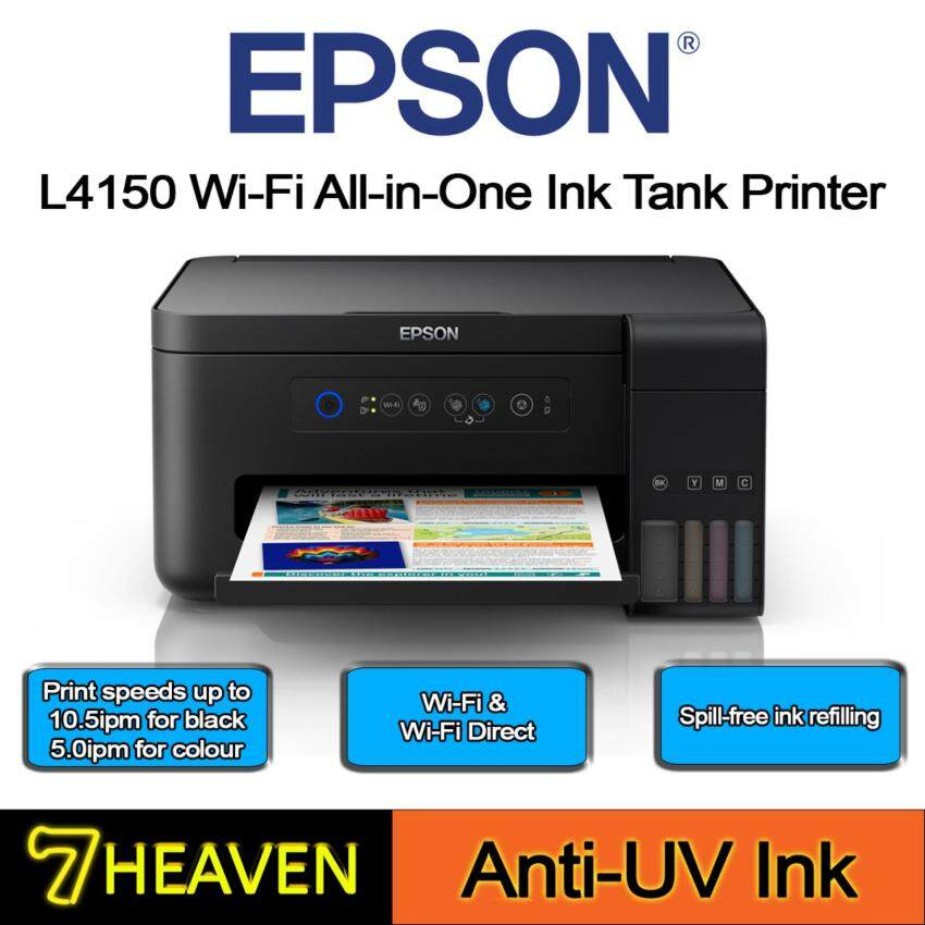 Saya terkejut  EPSON Inkjet L3110 Printer (Print/Scan/Copy