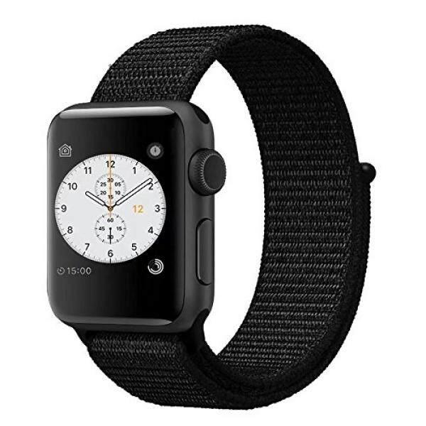 Apple iWatch 38 mm bahan ramah lingkungan sangat ringan modis. Source ·