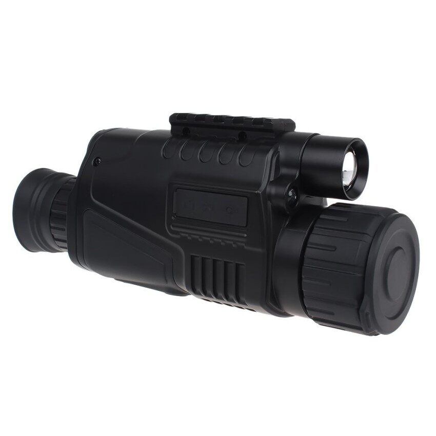 Estore 5x40 Digital Night Vision Monocular Gen 2+ 200m Photos VideoCamera Camcorder
