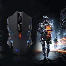ET X-08 2000DPI Adjustable 2.4G Wireless Professional Gaming Mouse Mice Malaysia