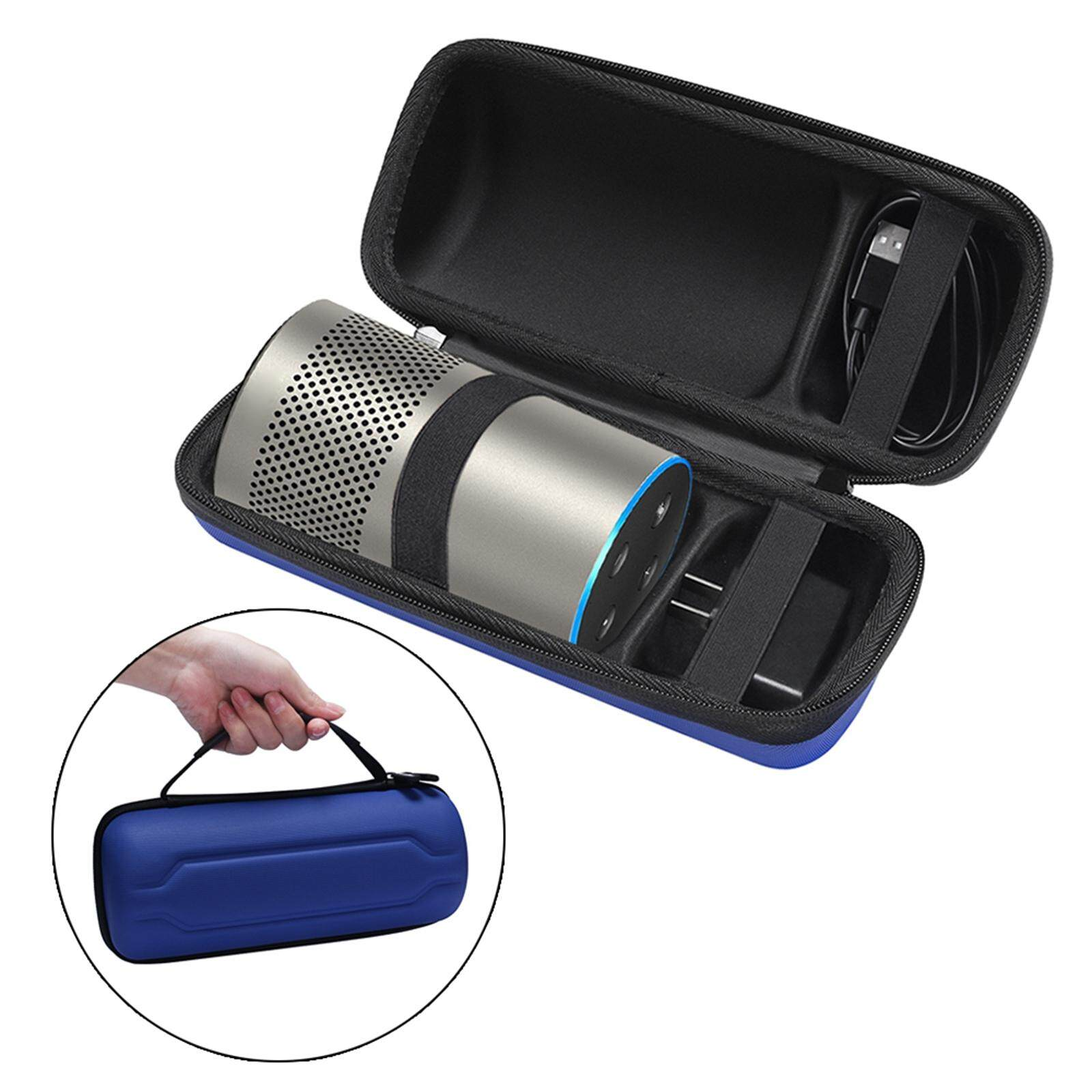 EVA Fashion Carry Pouch Bag Storage Case applicable to All New Amazon Echo 2nd Generation 2017