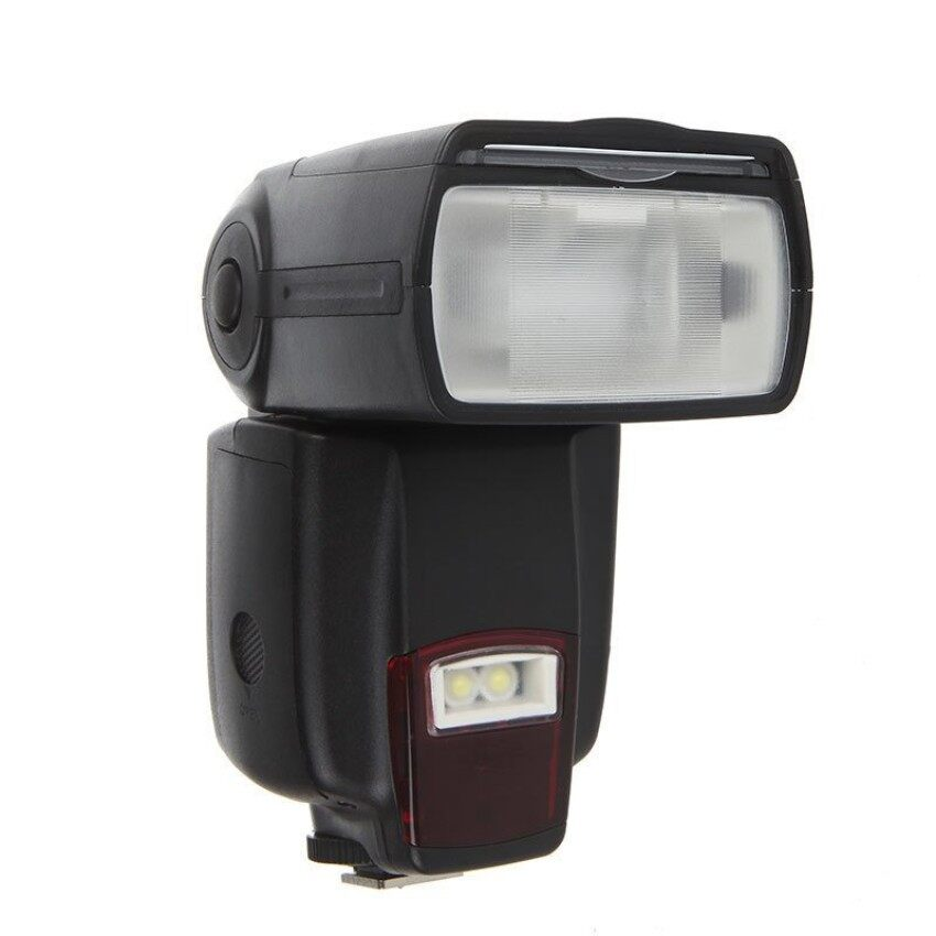 Evercute Wansen WS-560 Universal Blitz Speedlite Speedlight untuk Nikon Canon Olympus Pentax D3100 D5100 1D 5DII 5 DIII 50D- internasional