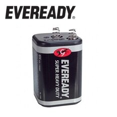 EVEREADY 6V Super Heavy Duty Battery - 1209SW1P Malaysia