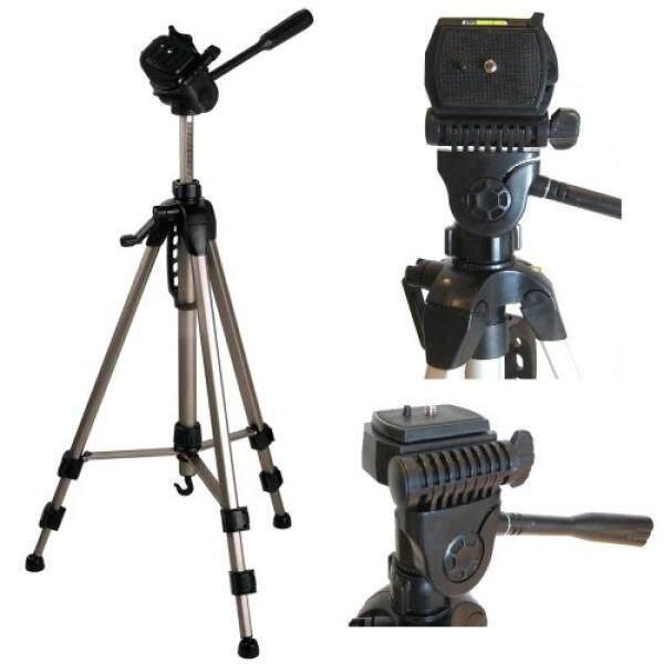 Ex-PRO TR-550 Yang Professionelle Camcorder Stativ F? R Canon/JVC Everio/Panasonic/Sanyo/Handycam Sony-Intl
