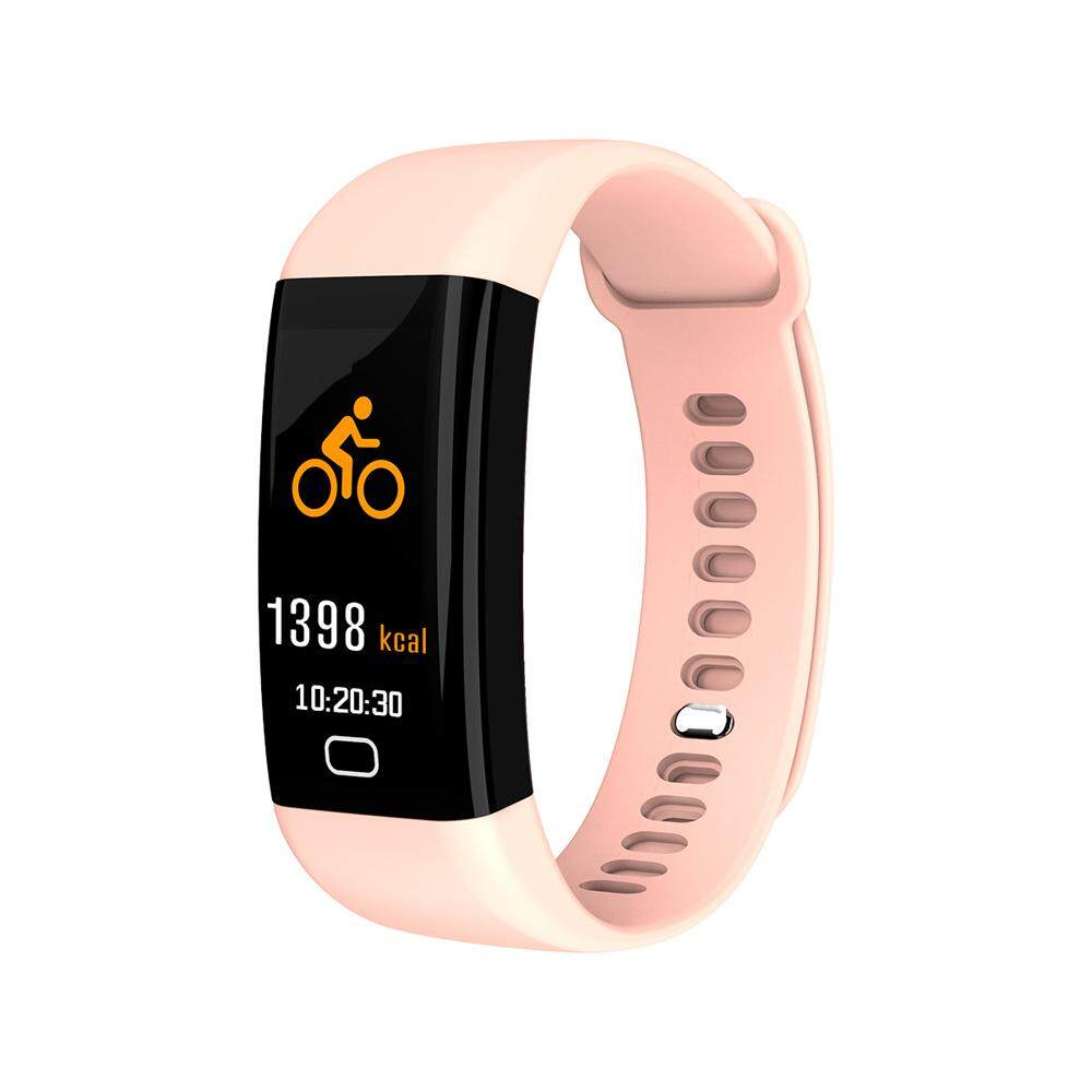 F07 Ip68 Waterproof Color Screen Fitness Band Smart Bracelets Heart Rate Bt Sport Wristband Calls Notification Activity Tracking Sleep Monitor For Iphone 8 Plus Samsung S8 Ios8 Android4 4 Intl Discount Code