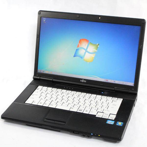 (Factory Refurbished) Fujitsu Lifebook A561/C / Intel Core i5 -2520M 2.50GHz / 2GB DDR3 RAM / 160 GB HDD / DVD ROM / WINDOW 7 Pro / 15 Inch Display + Free 12 in 1 Gift Set Malaysia