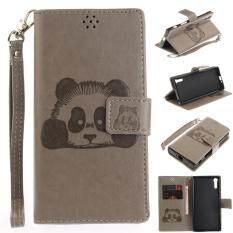 3D Cute Panda TPU ShockLiteof Soft Back Cover Phone Case for Huawei Mate 10 Lite /