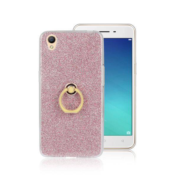 Holder Soft TPU Silicone Case for OPPO A37 / A37m 5.0inch Cover .