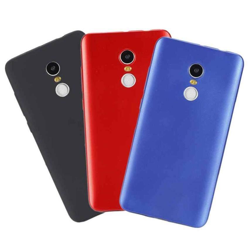Modis TPU Sampul Belakang Case untuk Xiaomi Redmi Note 4 Telepon Genggam Aksesoris-Internasional