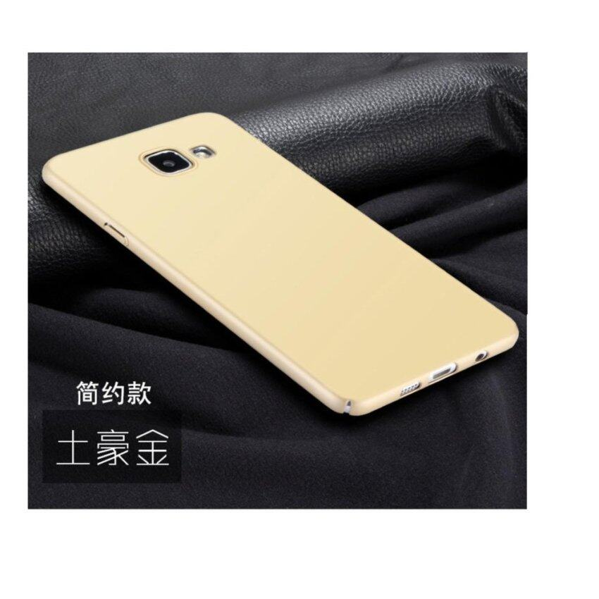 Fashion Ultra-thin PC Back Cover Case For Samsung Galaxy A9 Pro