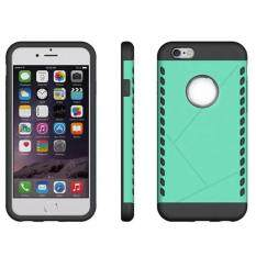 ... PENUTUP HD PELINDUNG LAYAR UNTUK APPLE IPHONE 6 47. Fashion Unique Rugged Hybrid Rubber Phone Case Cover For iPhone 6/6S 4.7inch GN