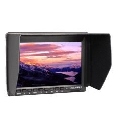 Feelworld FW759 Video Camera 7 HD IPS LCD Monitor 1280 x 800 HDMI for Canon Nilkon Sony DSLR Camera Camcorder Malaysia