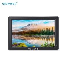 Feelworld T756 7 Inch IPS Full HD 4K On-Camera Monitor 1920 * 1200 Resolution Support 4K Signal HD Input/ Output with Histogram Focus Assist Check Field Pixel to Pixel Malaysia