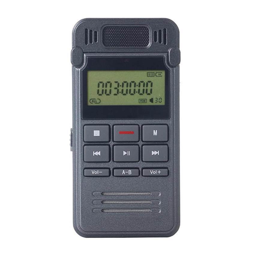 fehiba 8GB Portable Digital Sound Voice Recorder Pen(Gray)