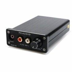 FEIXIANG FX-AUDIO DAC-X3 Sợi Đồng Trục USB Bộ Giải Mã 24BIT/192 kHz USB DAC Headphone 192 kHz Bộ Giải Mã Bộ khuếch đại âm thanh
