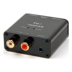 Fiio D3 (d03k) Digital To Analog Audio Converter - 192khz/24bit Optical And Coaxial Dac By Red Ape By Red Ape.