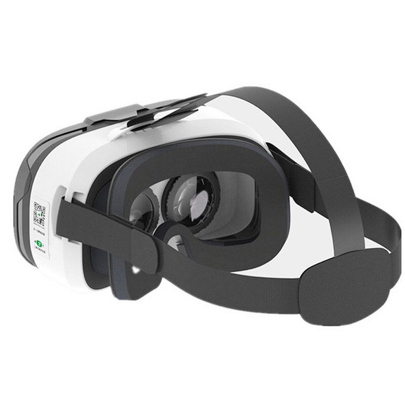 Giá Fiit VR 2N 3D Thực Tế Ảo Mũ Bảo Hiểm Siêu Nhẹ Thiết Kế Công Thái Học VS VR Box + Điều Khiển Bluetooth (Trắng)