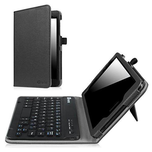 64acdbdbbae Fintie AT&T Trek 2 HD Keyboard Case (Model 6461A) - Premium PU Leather Folio