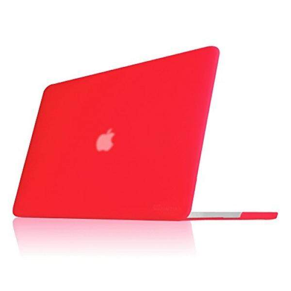 Review Fintie Macbook Pro 13 Retina Case Ultra Slim Snap On Hard Shell Protective Cover For Macbook Pro 13 3 With Retina Display Red Intl South Korea