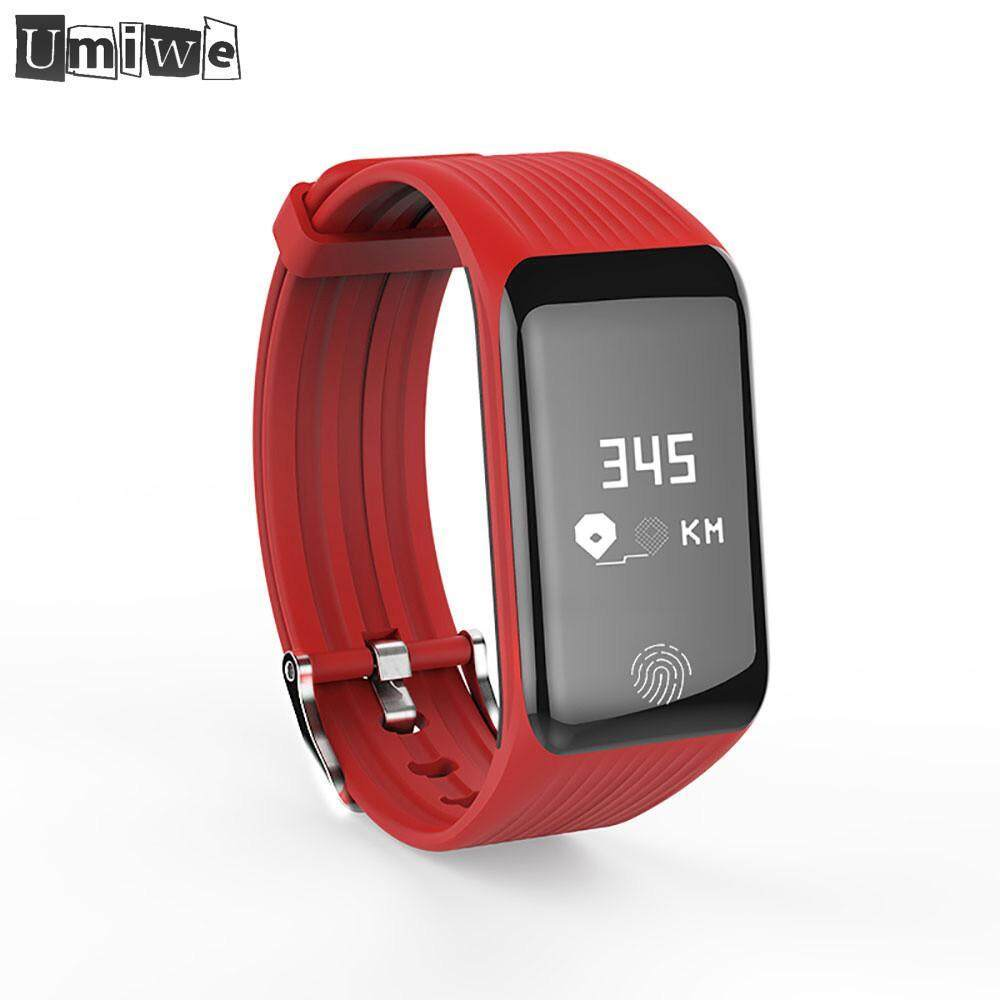 Fitness Tracker Smart Band Continuous Heart Rate Monitor Mgcool B3 B4 Activity Tracker Bracelet Sleep Monitor Step Counter Stopwatch Distance Smart Watch Reminder Christmas Gift Intl Free Shipping