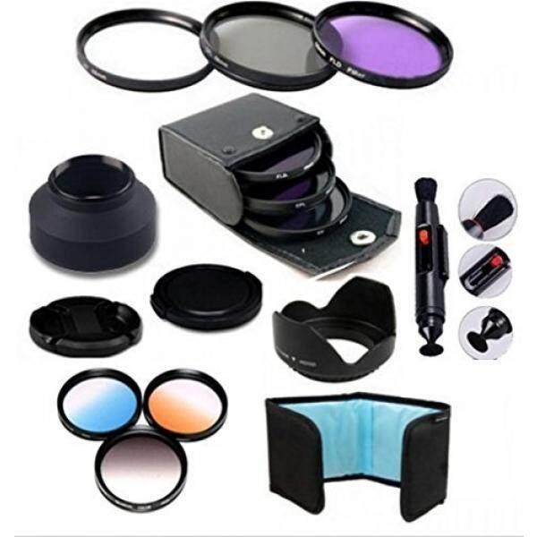 FODSLR 67MM Accessory Kit for CANON Rebel T5i T4i T3i T3 T2i, EOS 700D 650D 600D 550D 70D 60D 7D 6D DSLR Cameras with 18-135MM EF-S IS STM Zoom Lens - intl