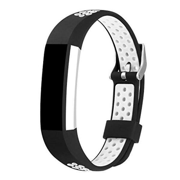 For Fitbit Alta Bands and Fitbit Alta HR Bands, Newest Soft Silicone Adjustable Sport Strap