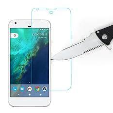 Google Pixel 9 H Jelas HD Kaca Anti Gores Ultra Tipis Pelindung Layar