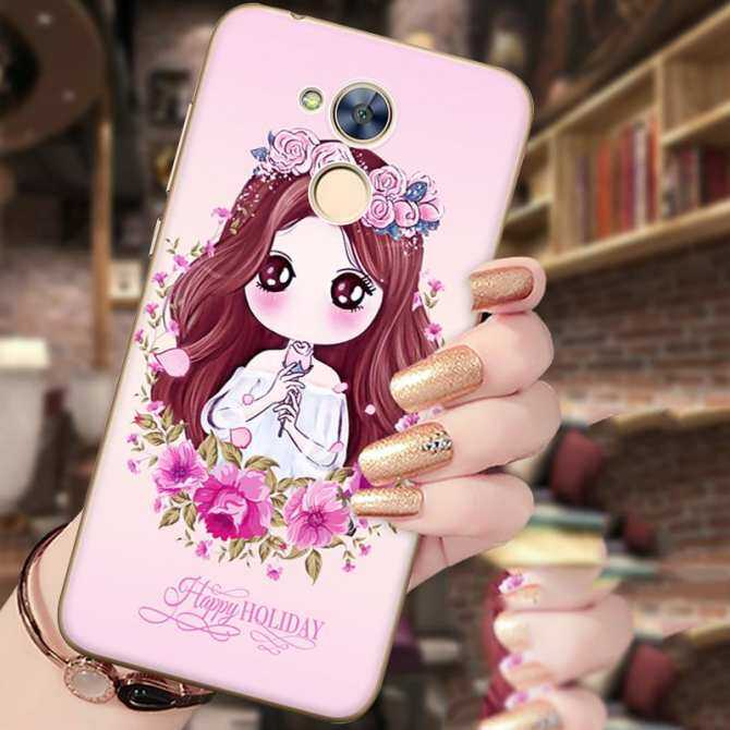 """For Huawei Honor 6A / DLI-AL10 5.0"""" inch Case 3D Stereo Relief Painting"""