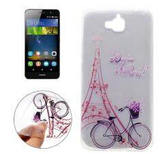 Soft TPU 3D Embossed Painting Cover Case For Xiaomi Redmi Pro(Map tower )MYR19