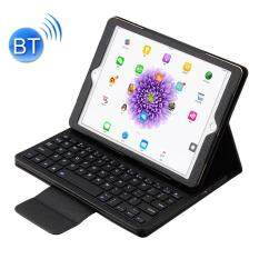 For iPad Pro 9.7 inch / iPad 5 / iPad 6 / iPad 2017 ABS Separable Litchi Texture Horizontal Flip Leather Case + Bluetooth Keyboard with Holder(Black) Malaysia
