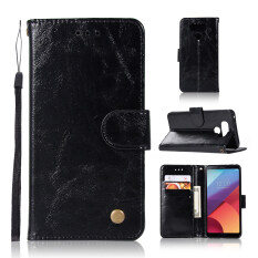 MYR 25. For LG G6 Case , Leather Wallet Case Flip Stand Function Cover [3 Card Slots ...