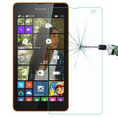 For Microsoft Nokia Lumia 535 0.26mm 9H+ Surface Hardness 2.5D Explosion-proof Tempered