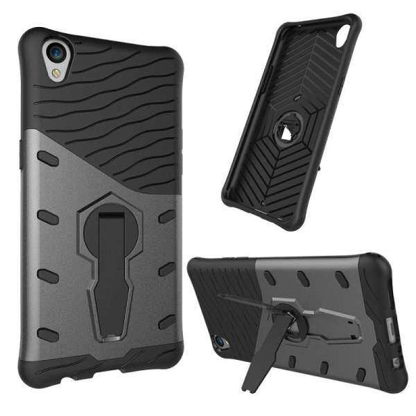 MYR 36 ZHiH For Oppo F1 Plus R9 360° Rotating Transformers Armor Bracket Phone Case