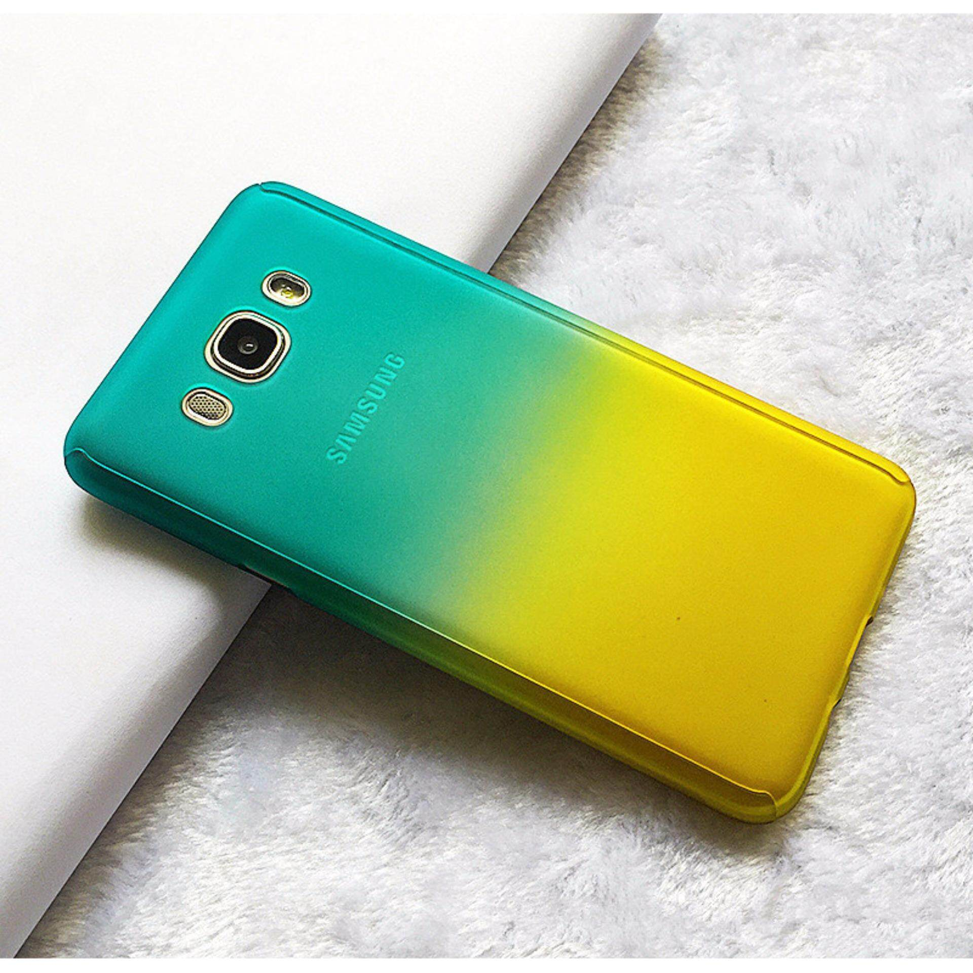 Case Cover with Tempered Glass Screen Protector for Samsung Galaxy NOTE 5 (
