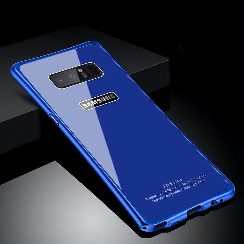 """Untuk Samsung Galaksi Note 8/N9500 6.3 """"Inci Mewah Logam Aluminium Pelindung Bingkai +"""