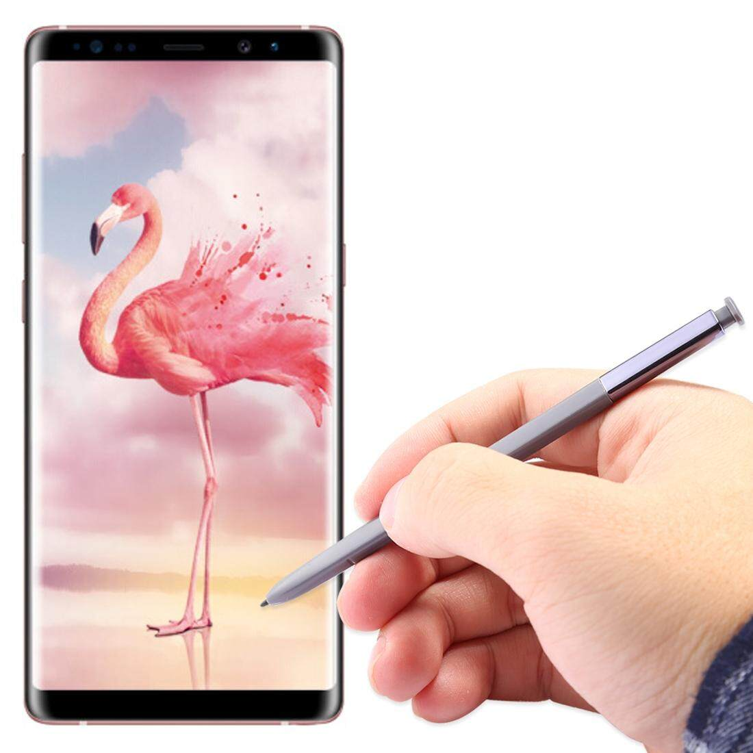 Shop For For Samsung Galaxy Note 8 N9500 Touch Stylus S Pen Grey Intl